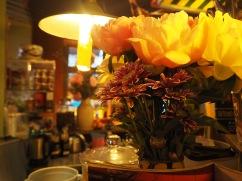 Blumenschmuck im Überfluss
