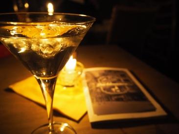 Lecker Martini in der Dachkammer