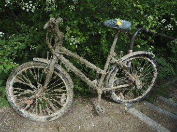 Braucht wer ein Rad?
