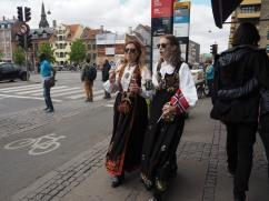 Oder doch die norwegischen Dänen?