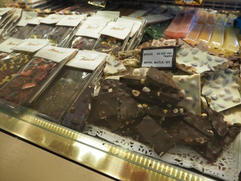 Choklad - nur 16 Euro, gar nicht teuer